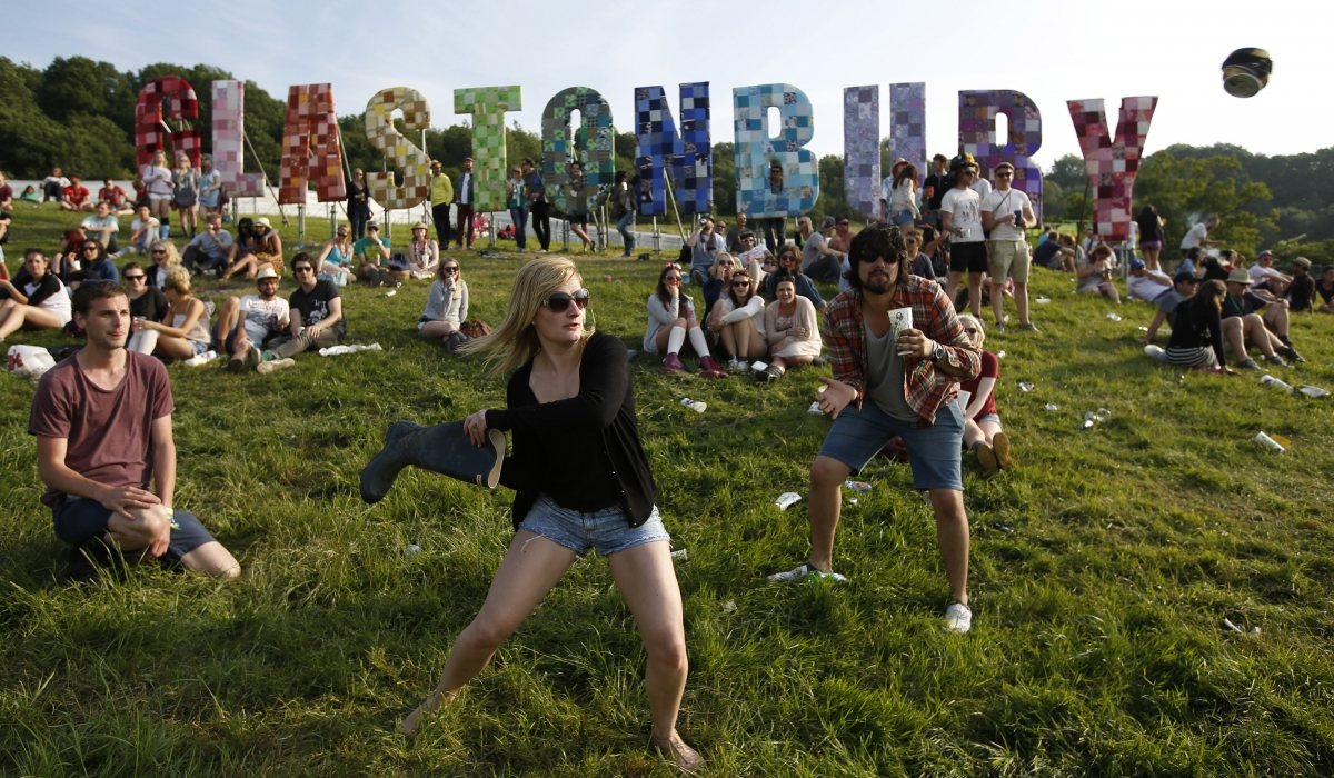 Glastonbury Festival isn't moving locations or changing its name