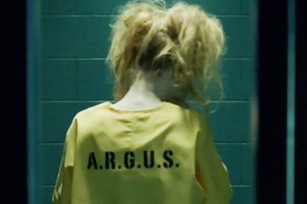 Harley Quinn in Arrow Season 2