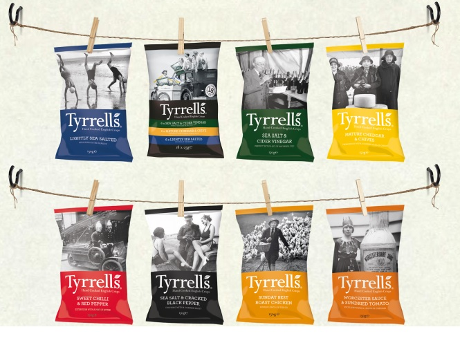 Tyrells crisps to create new jobs after £300m takeover