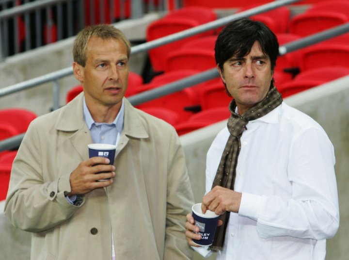 Klinsmann-Low