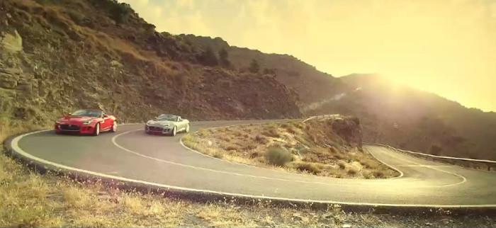Jaguar Advert