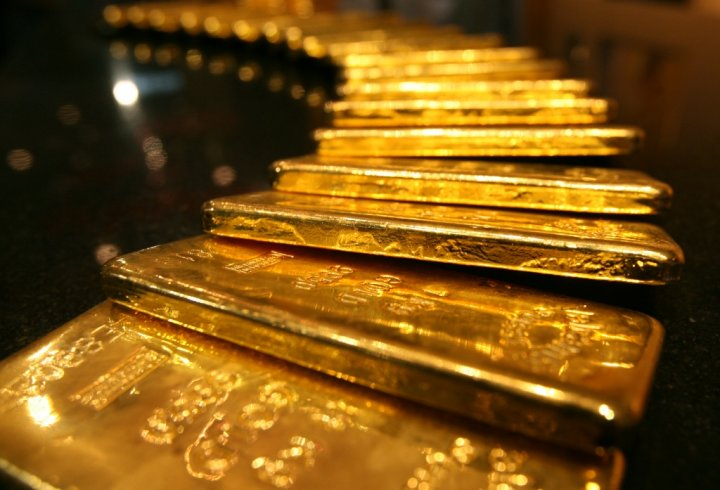 Gold prices ease ahead of ECB rate decision