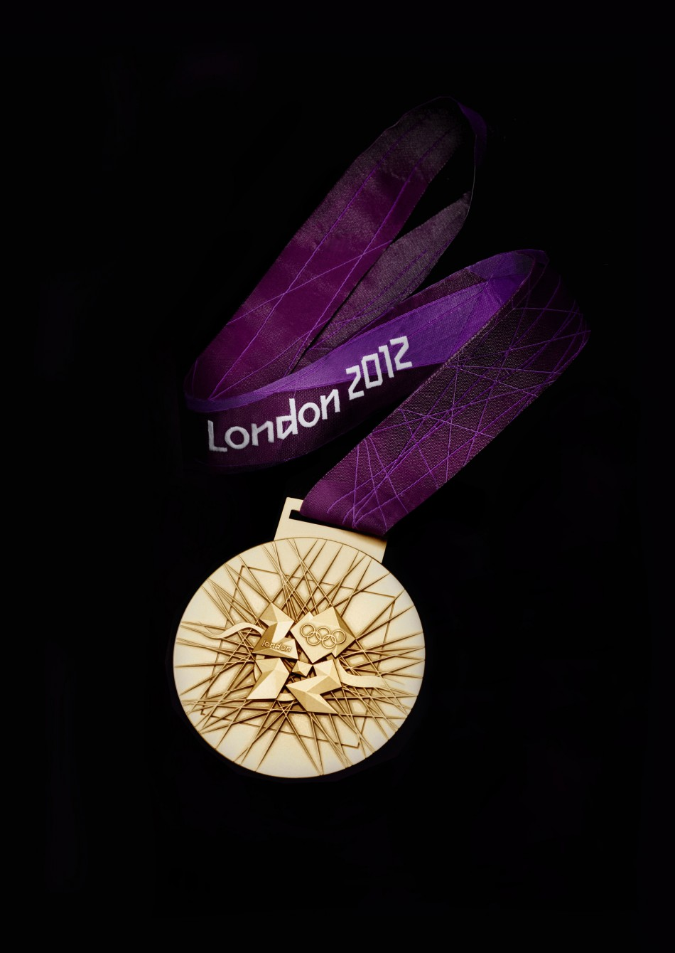 A London 2012 Olympic Games gold medal