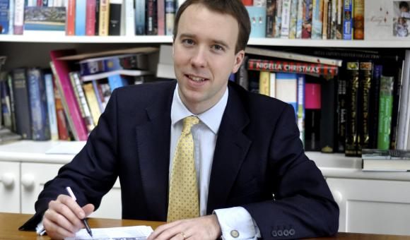 Matthew Hancock, Conservative MP for West Suffolk, speaks to IBTimes UK about the bill