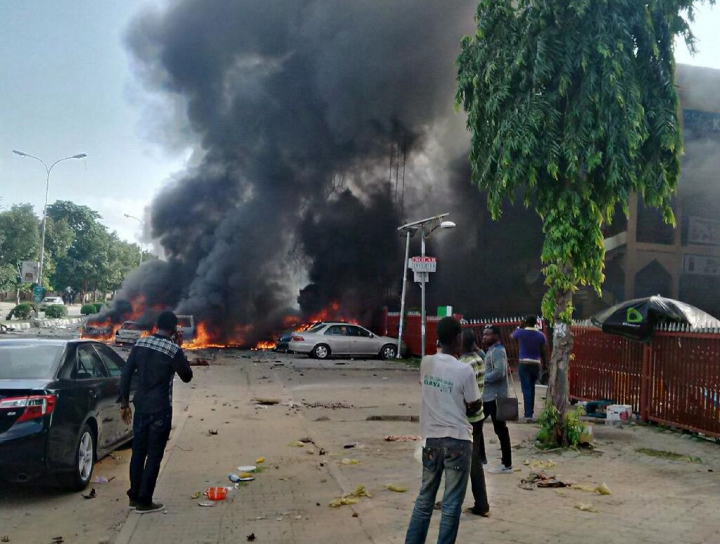 Nigeria Terror Boko Haram