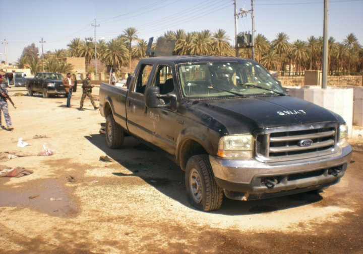 Isis targets Haditha dam in Iraq