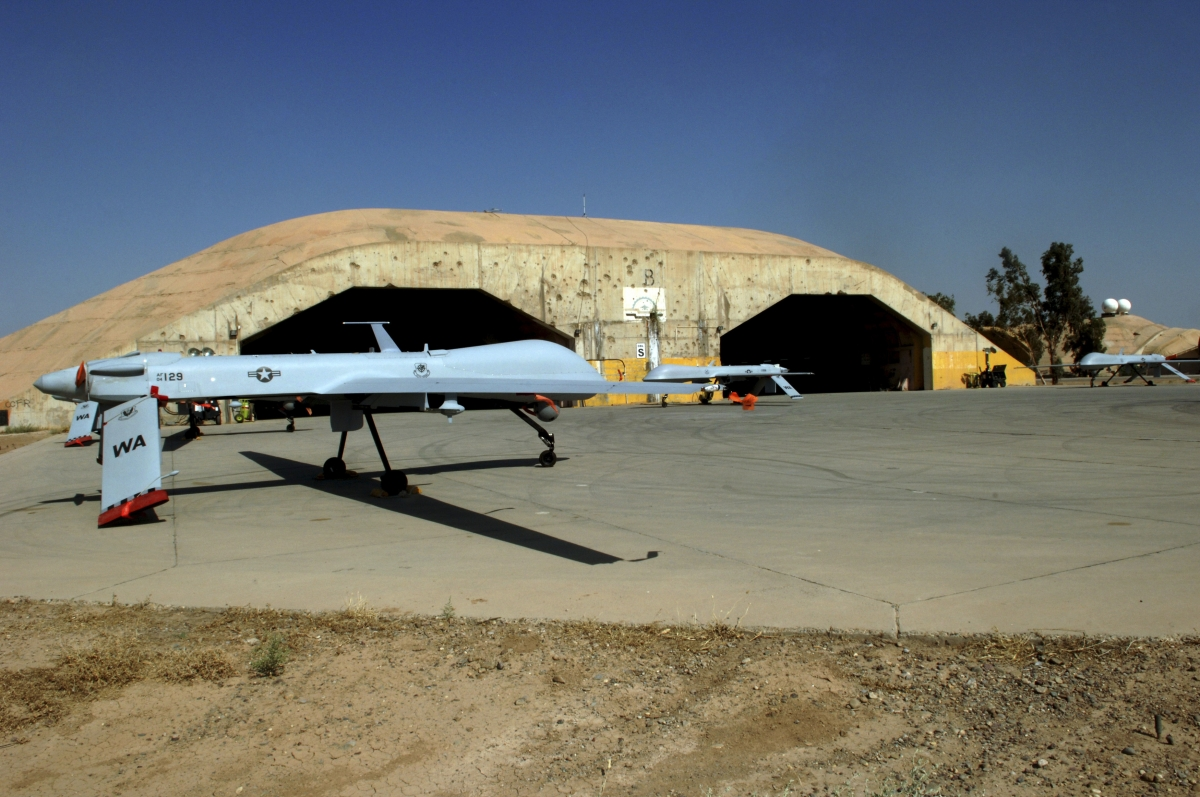 Iran deploys surveillance drones in Iraq