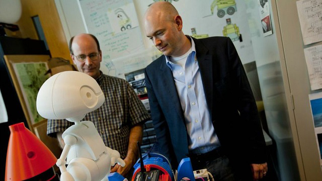Intel Unveils Jimmy, its First 3D Printed Open Source Robot That Even Tweets