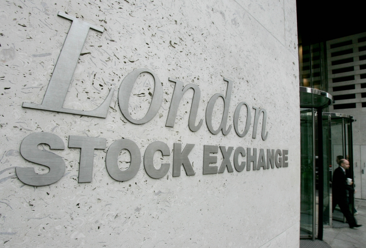 London Stock Exchange Logo