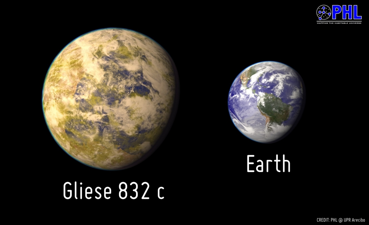 planets and moons similar to earth - photo #9
