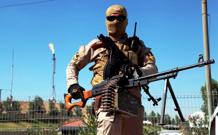 Oil Refinery Mosul Iraq