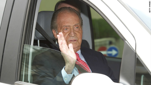 Spain Passes Law to Protect King Juan Carlos from Prosecution