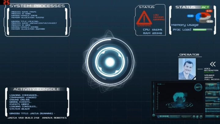 Jaesa: Help Bring Iron Man\'s Jarvis Virtual Personal Assistant to Life