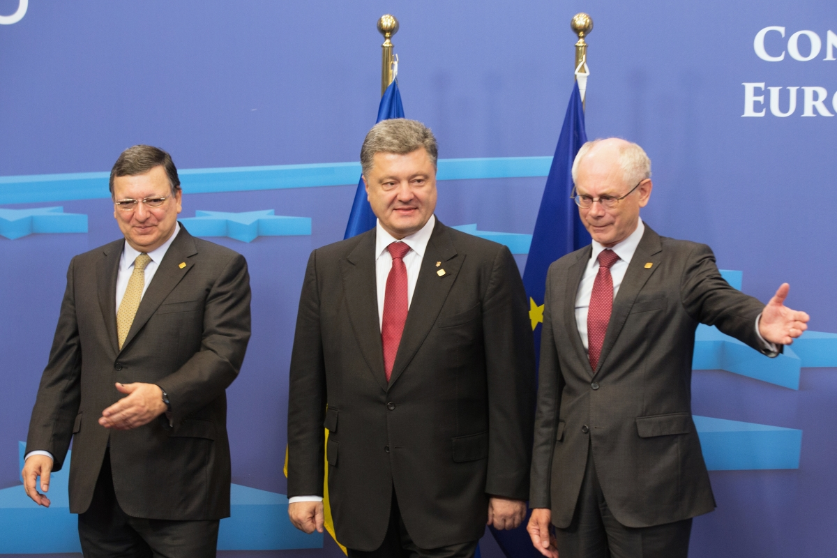 Ukraine EU agreement