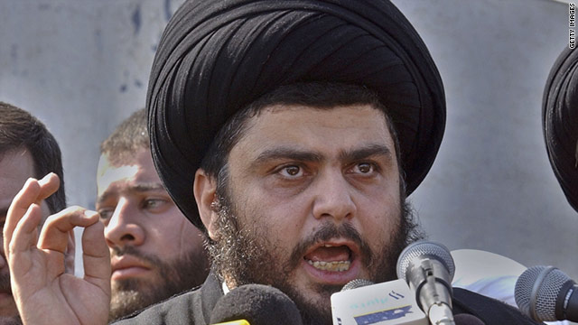 Iraq's Sadr Warns ISIS Militants