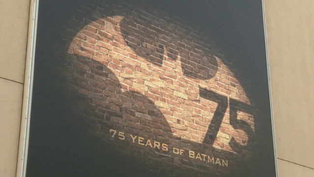 New Batman Exhibit Opens in Honour of 75th Anniversary