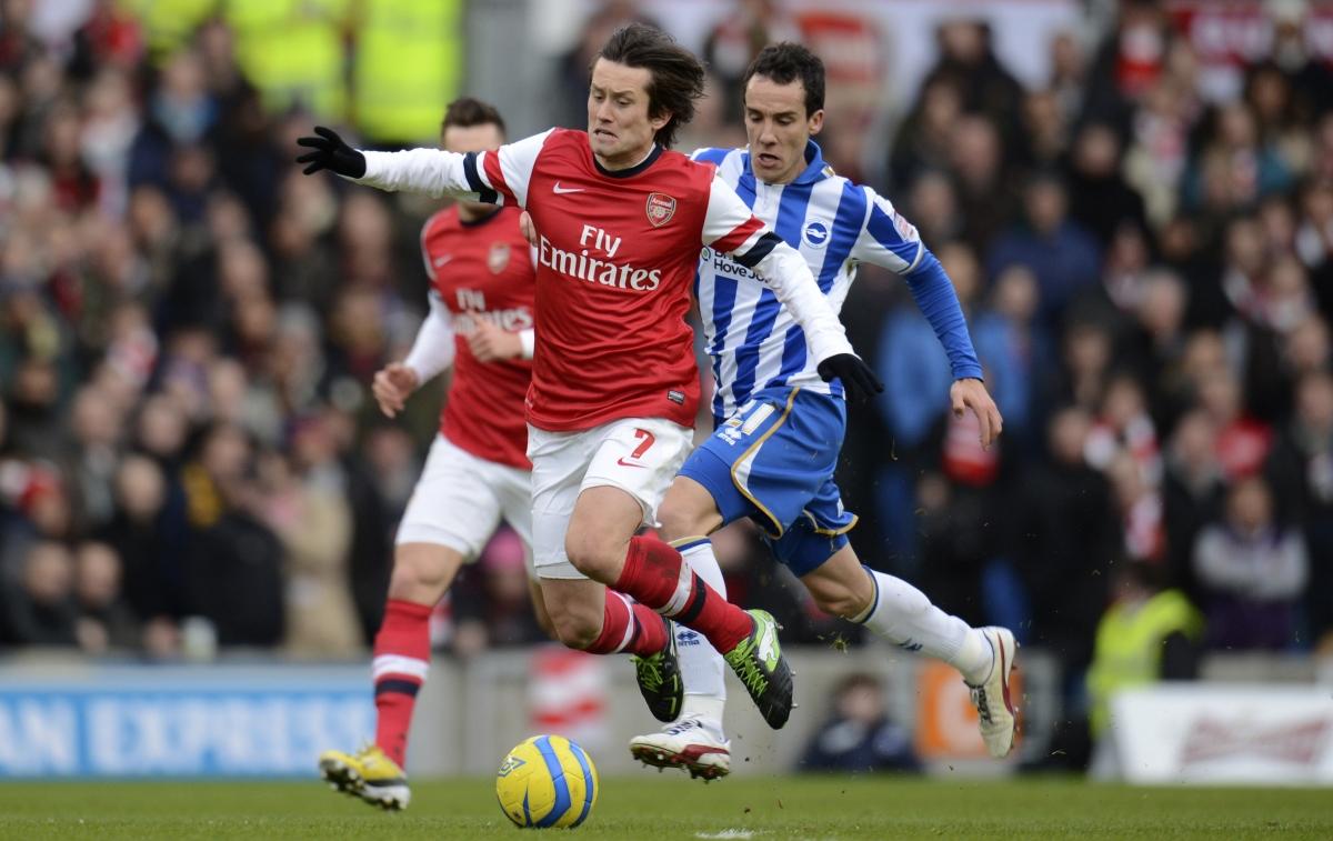 David Lopez played with Herrera before moving to Brighton.