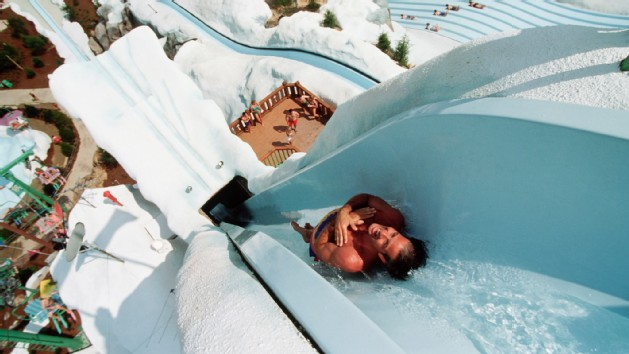 Summit Plummet  water slide