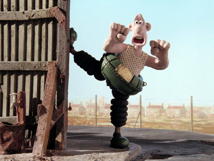 Wallace & Gromit's Wrong Trousers