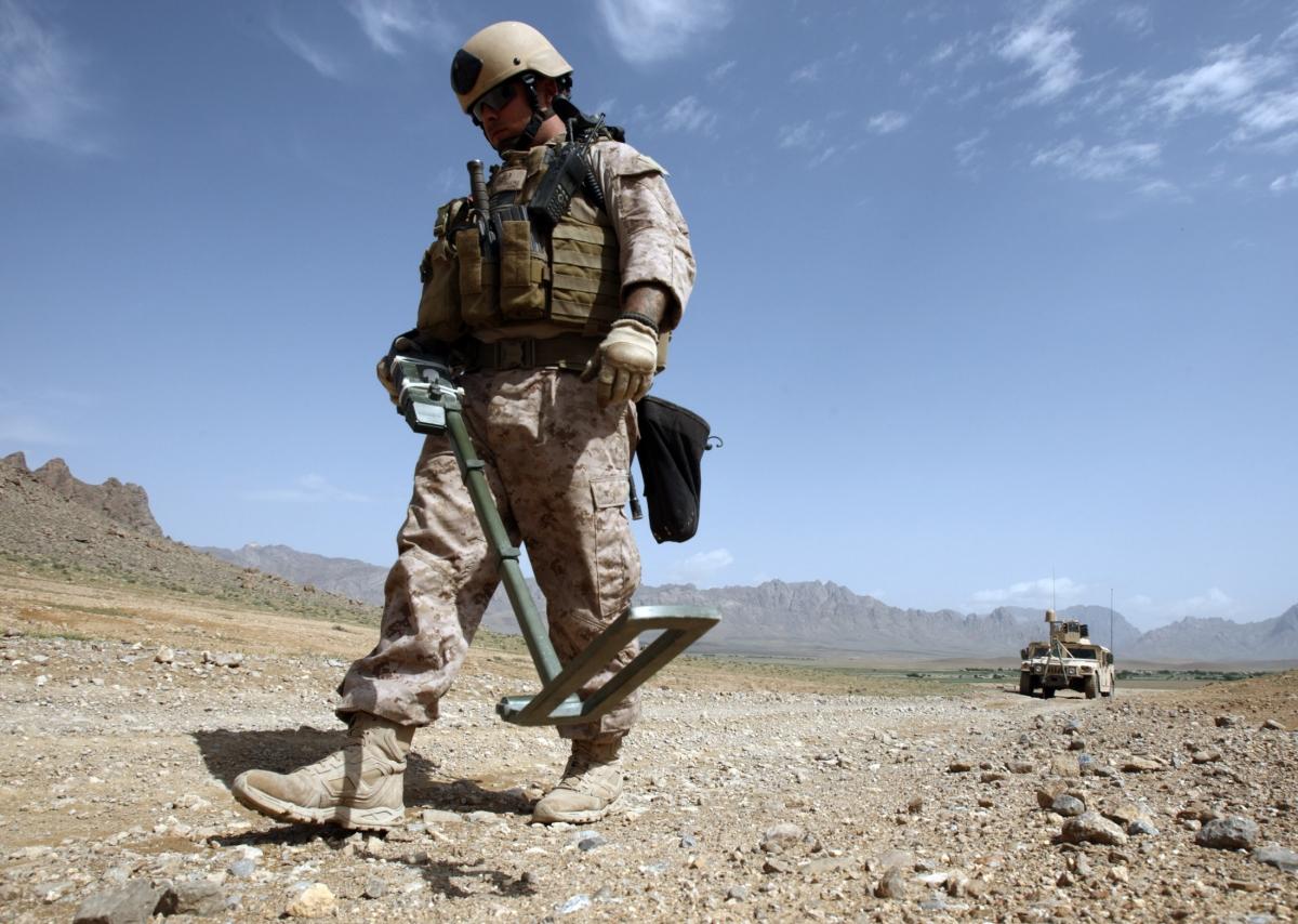 US Landmines Ban Obama