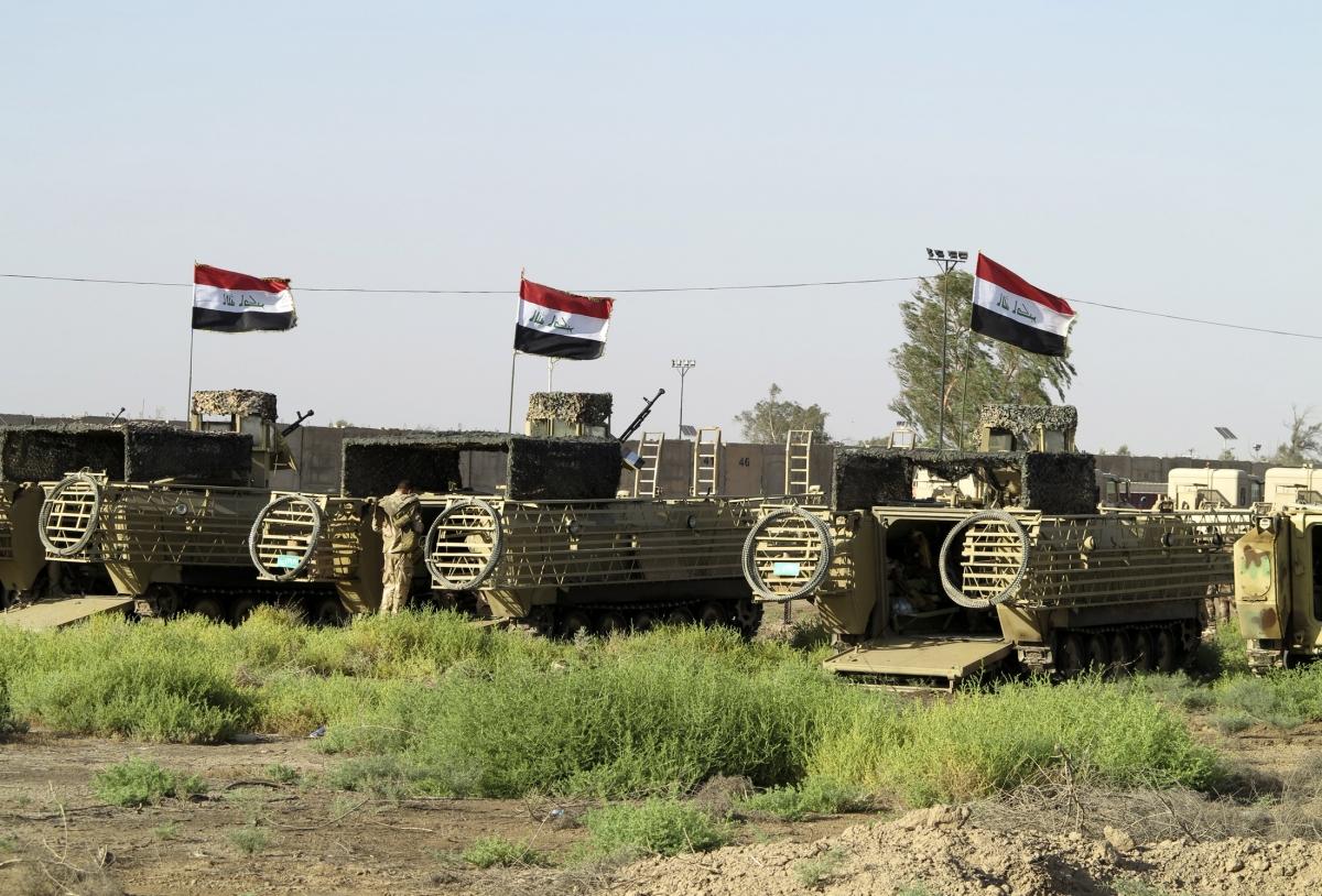 Army retakes Tikrit
