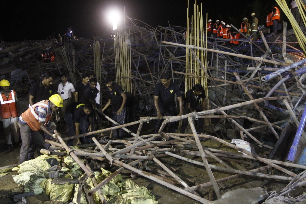 Chennai building collapse: Death toll climbs to 11, rescue operation underway