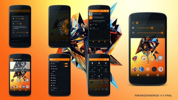 Install ParanoidAndroid Android 4.4.4 Final ROM on Nexus 4, Nexus 5, Nexus 7, and Galaxy Nexus