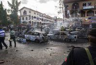 Nigeria Boko Haram attack