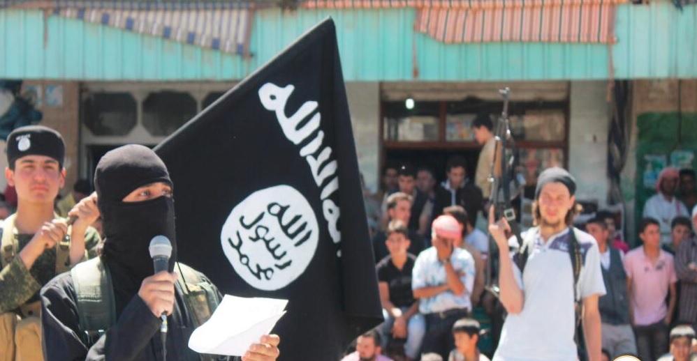 ISIS Crucifixion Syria