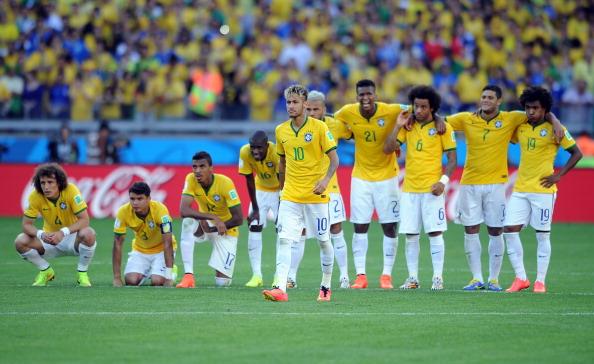 Brazil Penalty Shoot Out