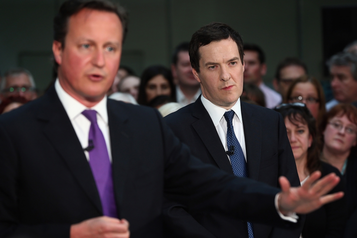 UK Conservatives Unveiling Income Tax and National Insurance Merge