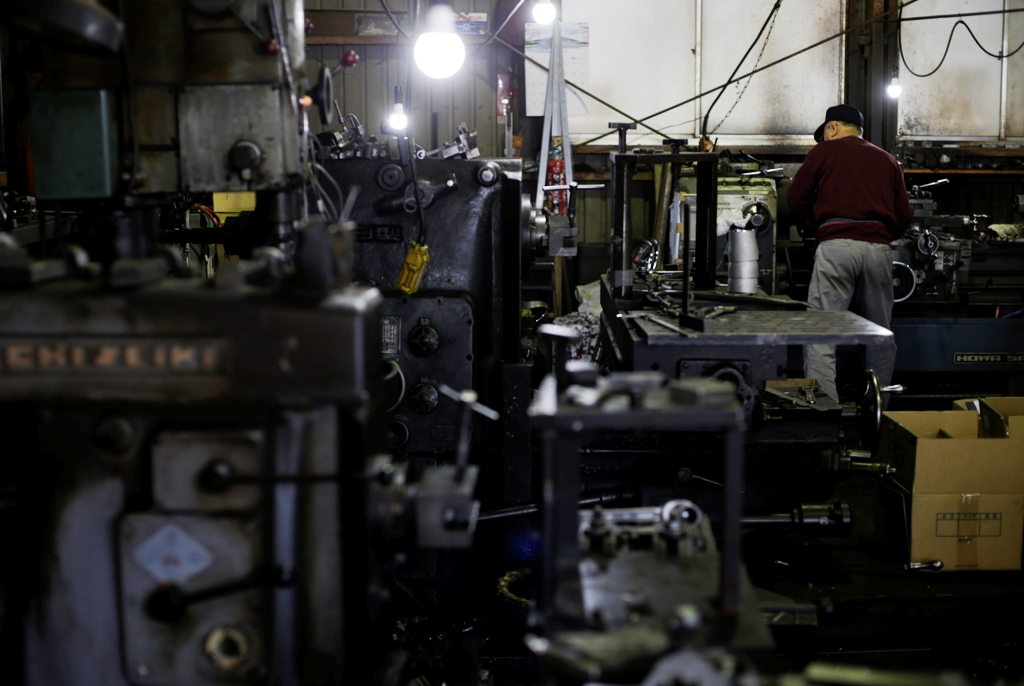 Japan's Factory Output Bounces Back