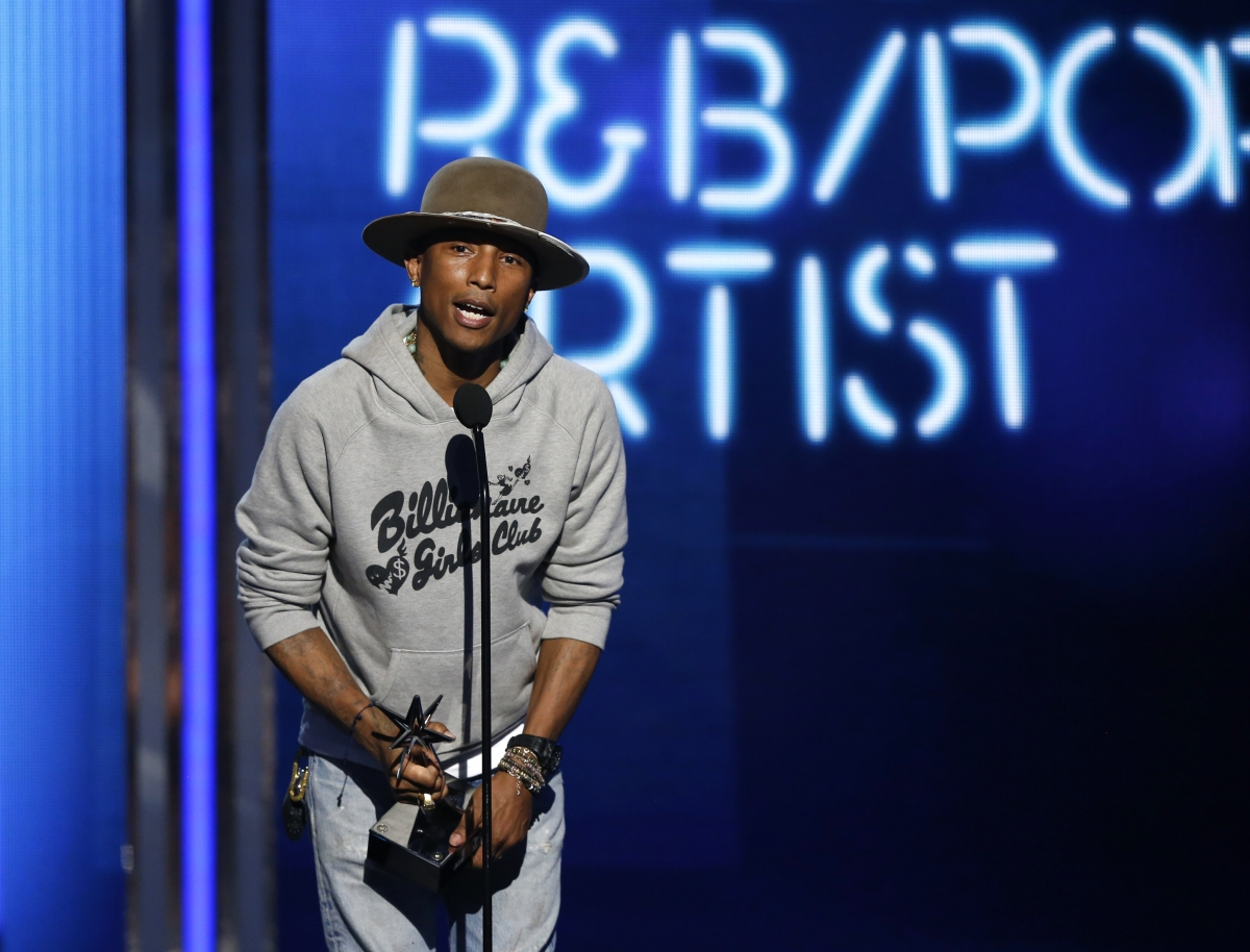 BET Awards 2014 Winner's List: Pharrell Williams and Beyonce Won Best Artist Awards