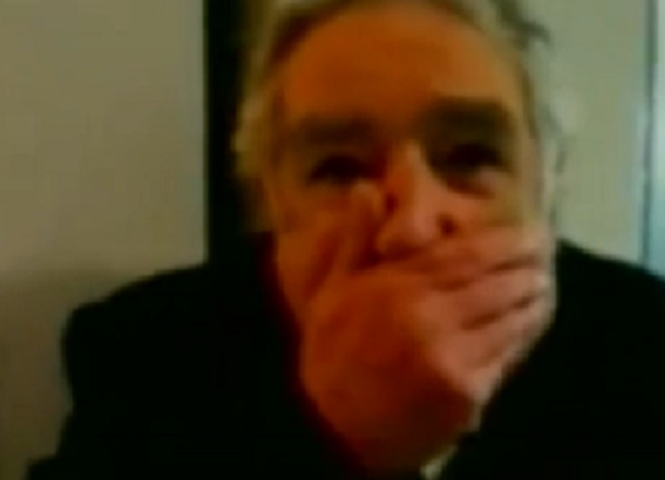 """Uruguayan President Jose Mujica branded FIFA a bunch """"a bunch of old sons of bitches"""""""