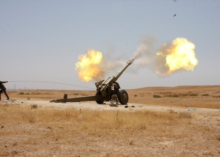 Iraq War Cannon