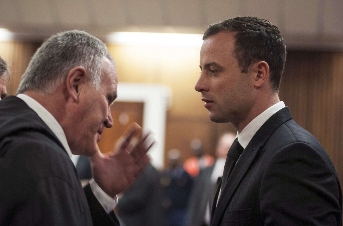 Report says Pistorius Did not Suffer Mental Illness