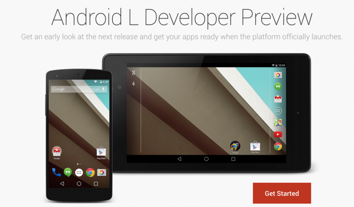 Android L Release Date