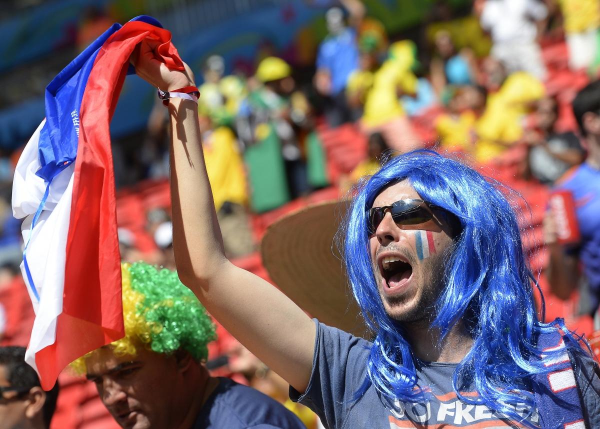 France supporter