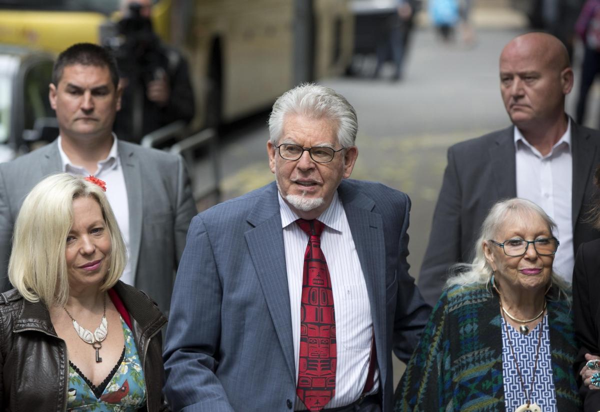 Entertainer Rolf Harris Found Guilty of Sex Assaults