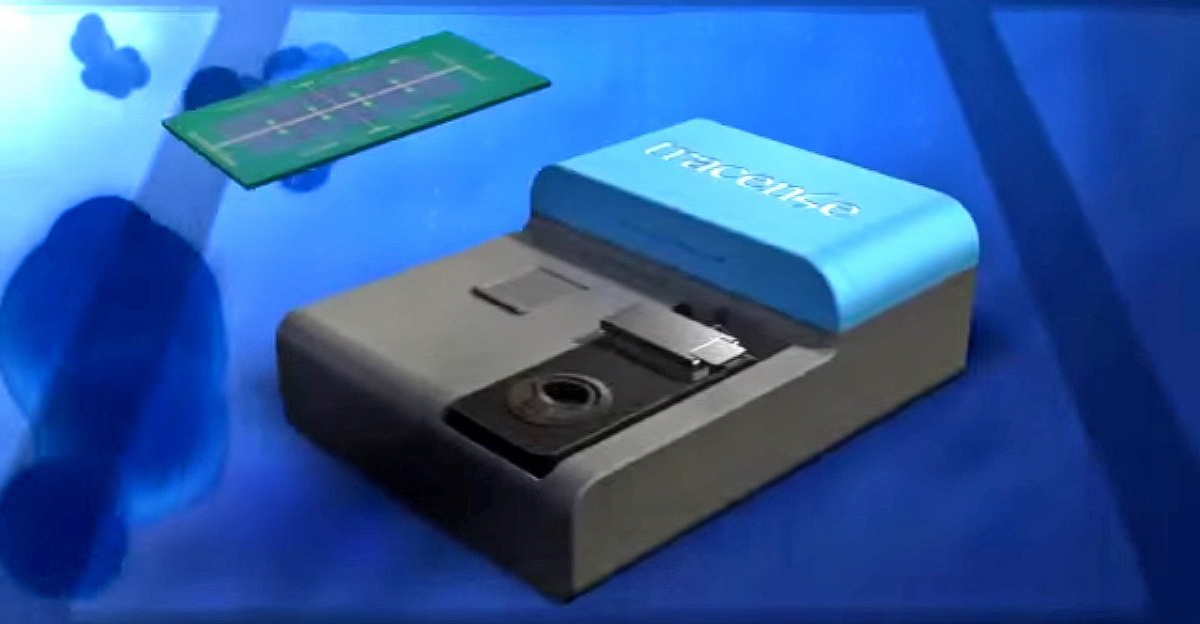 Tracense - a new bomb detecting device that utilises hundreds of tiny nano sensors to detect smells