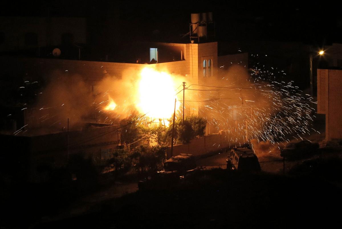 Israel teenagers murder