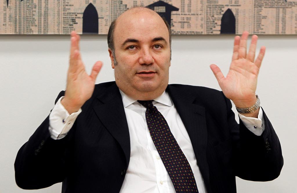 Monte Pasci CEO Fabrizio Viola.