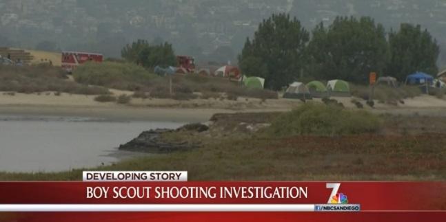 12-year-old shot himself in head