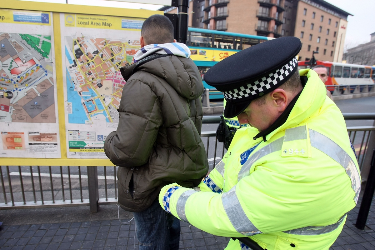 Stop and search not the solution