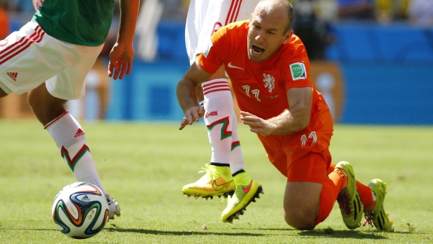 Robben: I'm too Honest for My Own Good