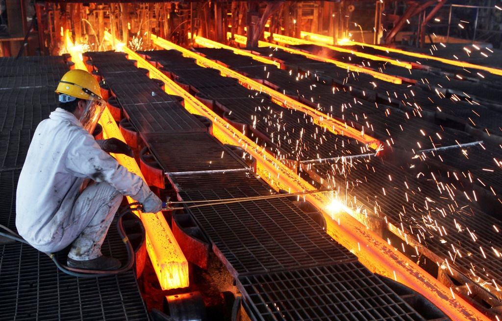 Steel Factory China