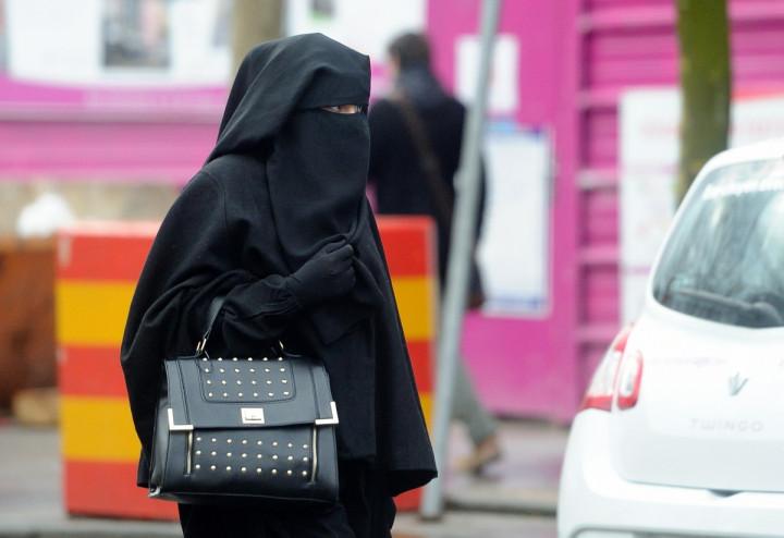 France's Muslim Full Veil Ban