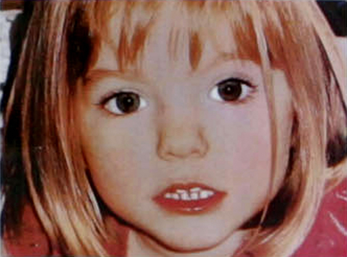 Suspects being interviewed by police about Madeleine McCann submitted of their