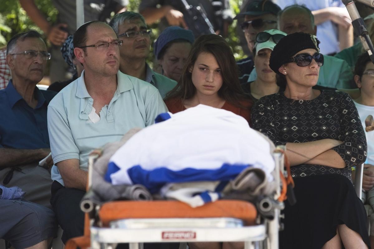 Israel dead teens funeral