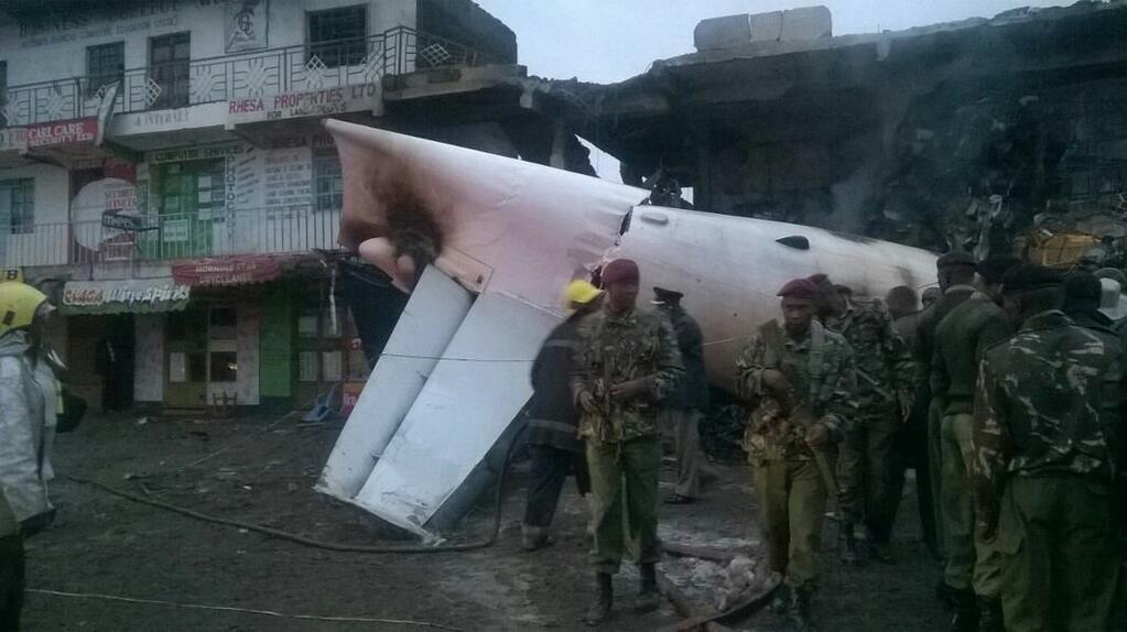 Kenya plane crash